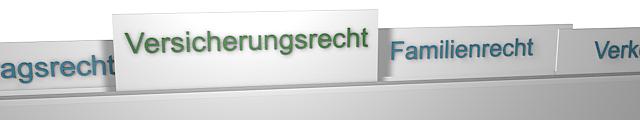 Krankheitskostenversicherung, Urteil LG Dortmund