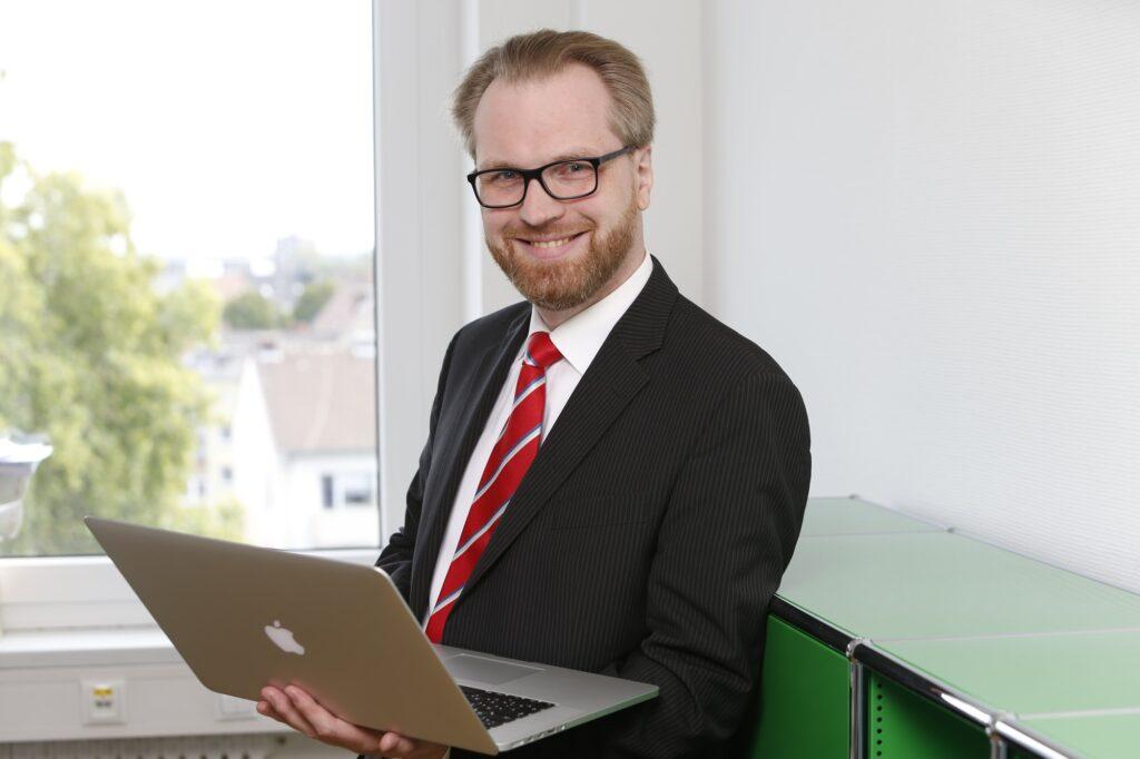 Rechtsanwalt Dr. Michael Jack