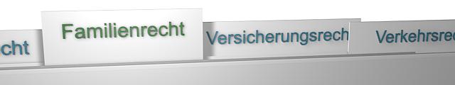 Scheidung mit Versorgungsausgleich, Beschluss AG Dortmund